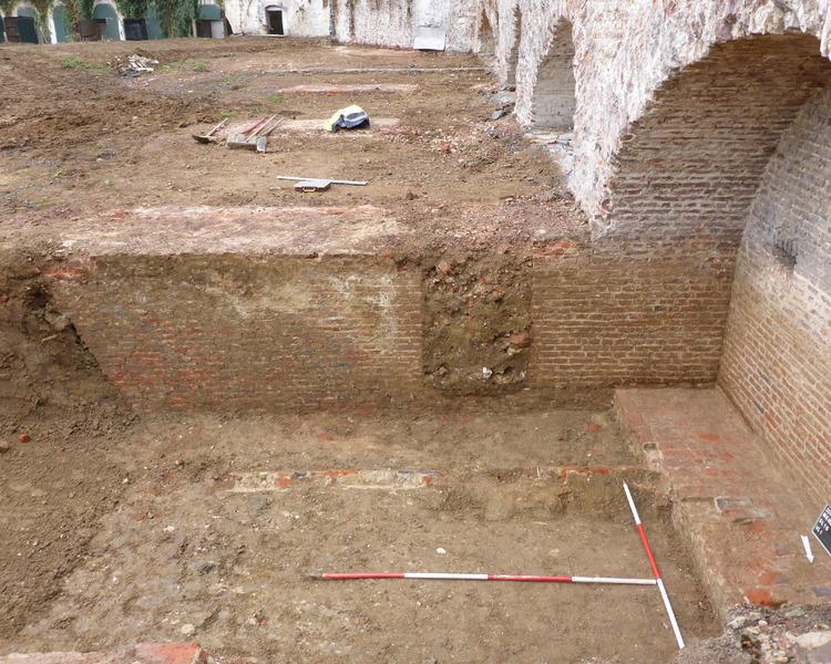 Onze erkende archeologen werken snel en efficiënt